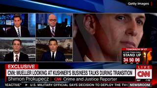 Business Talks MUELLER Charges Lawyer With Lying, Closer Look At KUSHNER