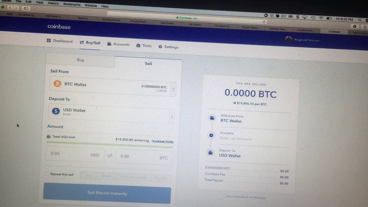 How to wire funds into coinbase!!! - YouTube