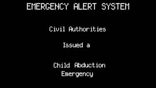 Mock EAS - Child Abduction Emergency, Dallas, Texas [Part 1]