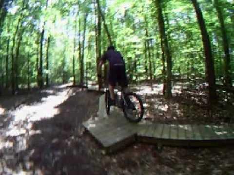 Maryland Freeride Mountain Biking