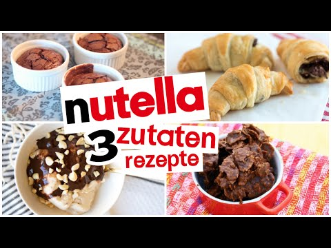 rezept nutella stern backen mit tom funnycat tv. Black Bedroom Furniture Sets. Home Design Ideas