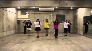 放課後胸キュンスター@流星群少女 練習動画 http://s-s-girls.com.