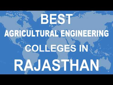 best-agricultural-engineering-colleges-in-rajasthan