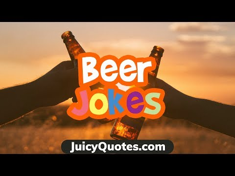 Funny Beer Jokes And Puns 2020