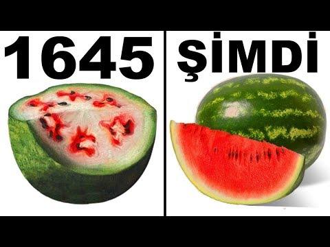 İlk Haline Göre Tamamen Farklı Görünen 10 Yiyecek