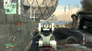 MW3: *SOLO* Triple MOAB w/ ACR On Dome! (100+ Kills Solo)