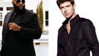 Rick Ross - Lay Back Pt. 2 Ft. Robin Thicke (New Music August 2009) [Download Link]