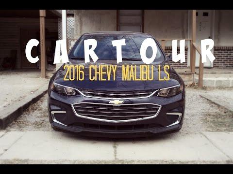 CAR TOUR!!! I 2016 MALIBU LS