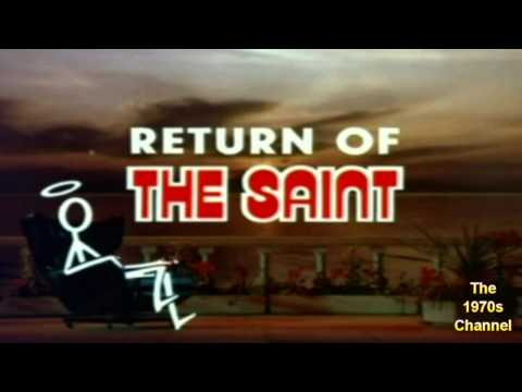 Return Of The Saint TV  1978 With HQ