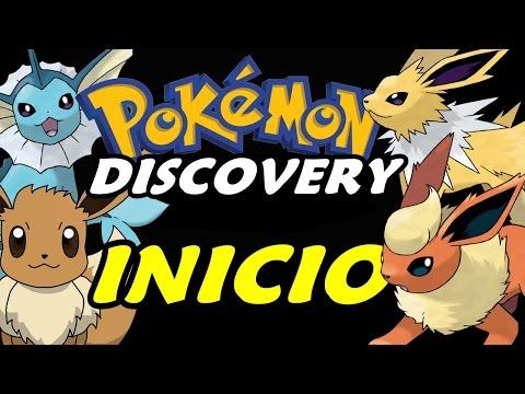 Pokémon Discovery (Hack Rom) - O Início