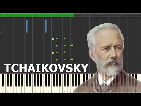 TCHAIKOVSKY // Romeo And Juliet (overture-fantasia) // Piano Solo
