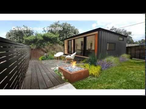 Casas modulares prefabricadas karmod doovi - Casas de diseno modulares ...