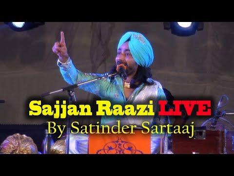 Sajjan Raazi | Satinder Sartaaj LIVE In Himachal
