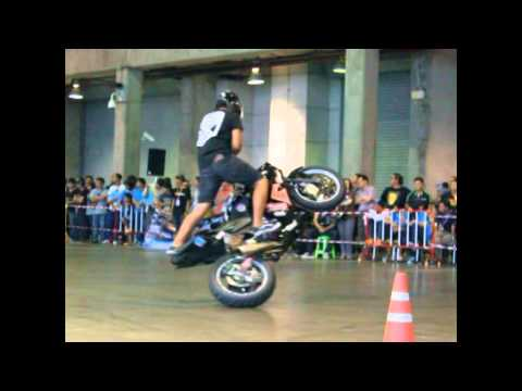 Big bike MMG 2014 [Motor Show Motor Stunt Grand Prix 2014 ]