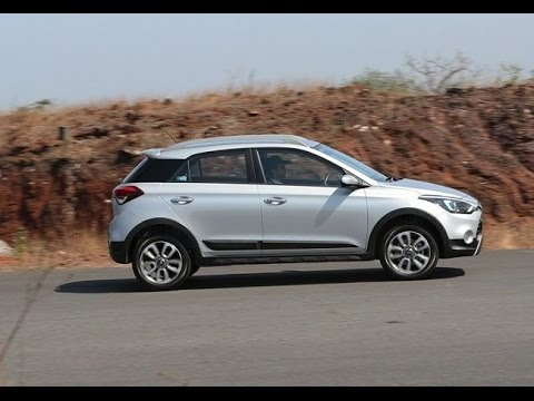 hyundai i20 active crossover in india compiled looks of. Black Bedroom Furniture Sets. Home Design Ideas