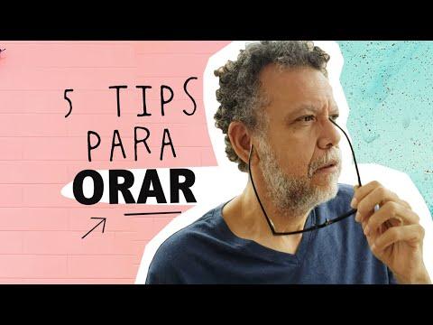 5 Tips Para Orar | Alberto Linero | #TúSabes #DesdeCasa