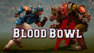 BloodBowl 2 - Youtube League - Match 1 - Skaven Vs  Norse