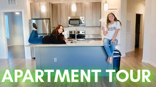 EMPTY APARTMENT TOUR | SISTER FOREVER