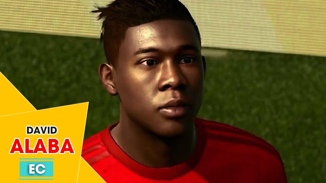 [Hồ sơ FIFA] Số 12: David Alaba EC - Quân bài đa năng - YouTube