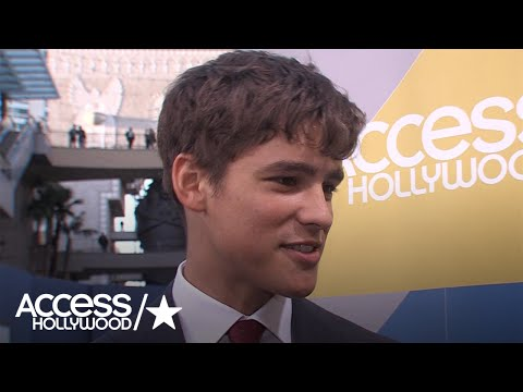 'Pirates Of The Caribbean': Brenton Thwaites On Working With Johnny Depp & Orlando Bloom