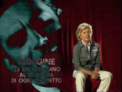 GIAN MARIA VOLONTE' - Analisi documentaria AV: Nenad Glavan