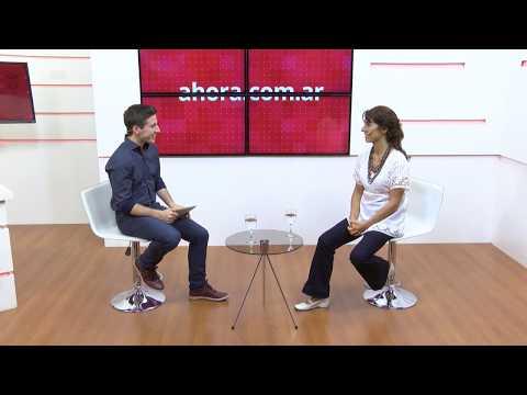 AHORA TV | Entrevista a Paula Frondizi