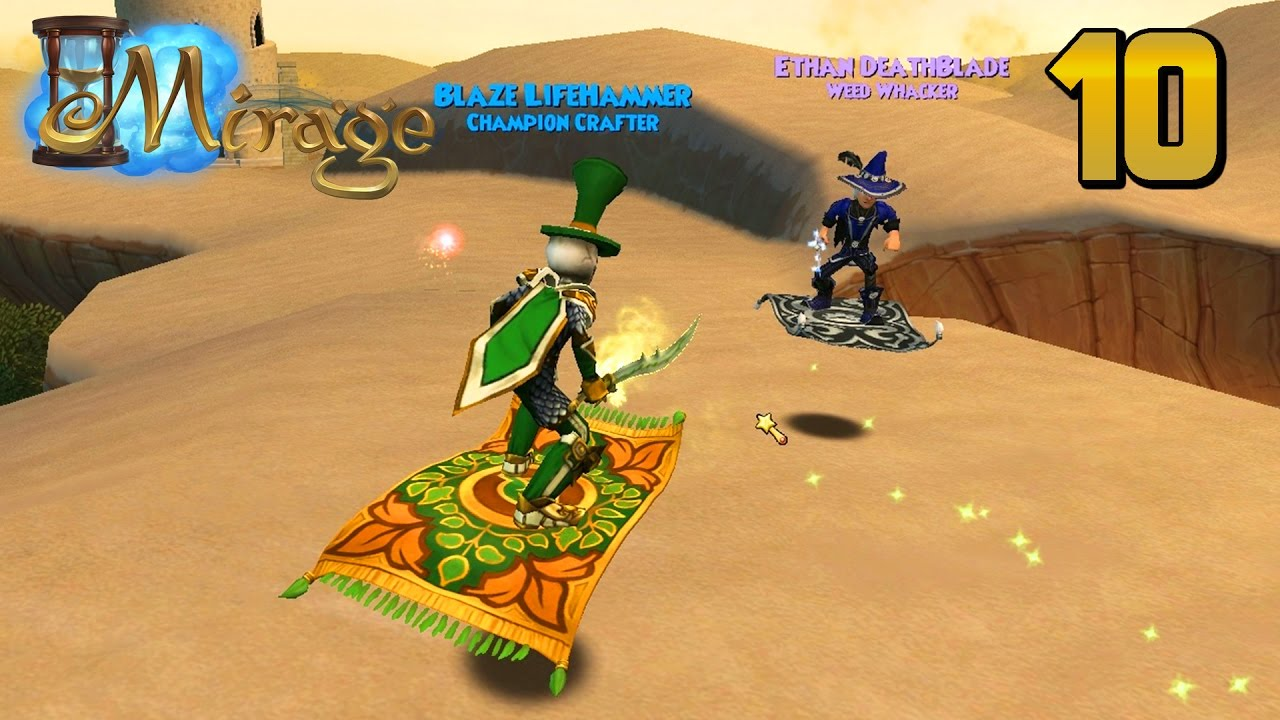 Wizard101 Road to 120: