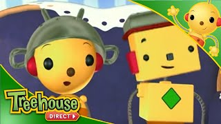 Rolie Polie Olie - Let's Make History / Adventure Of Space Dads / Silly Willy Day - Ep. 35