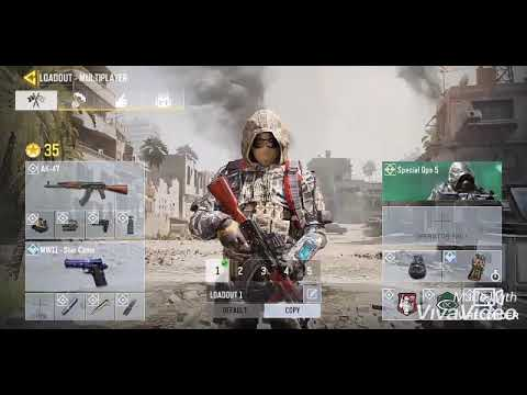 CALL OF DUTY MOBILE - NORTH KOREAN SORRY FOR CHAT HEAD HEHE