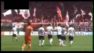 【得点ハイライト(前半)】 アルビレックス新潟 1×5 浦和レッズ 2017年5月14日