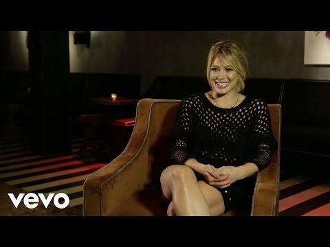 Hilary Duff - Vevo News: All About You