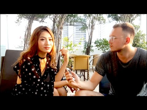 How To Become A Model (Interview with a Top Model in Vietnam)