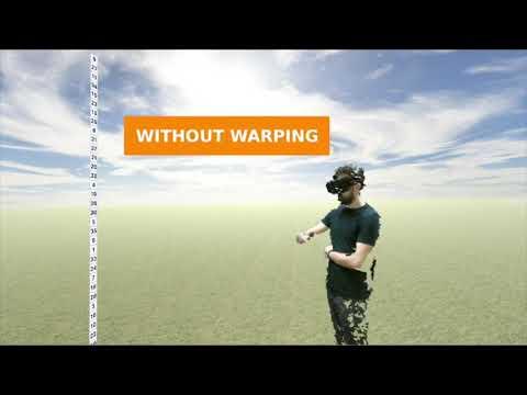 Warping Deixis