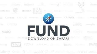 Downloading FUND on Safari