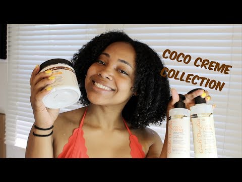 Carol's Daughter Coco Creme Collection Review & Demo