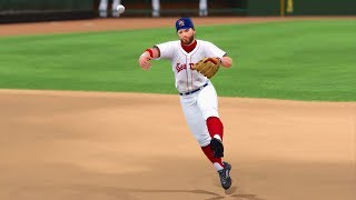 I CANNOT BELIEVE I MADE THIS PLAY! MLB 2K10 Career Mode #2