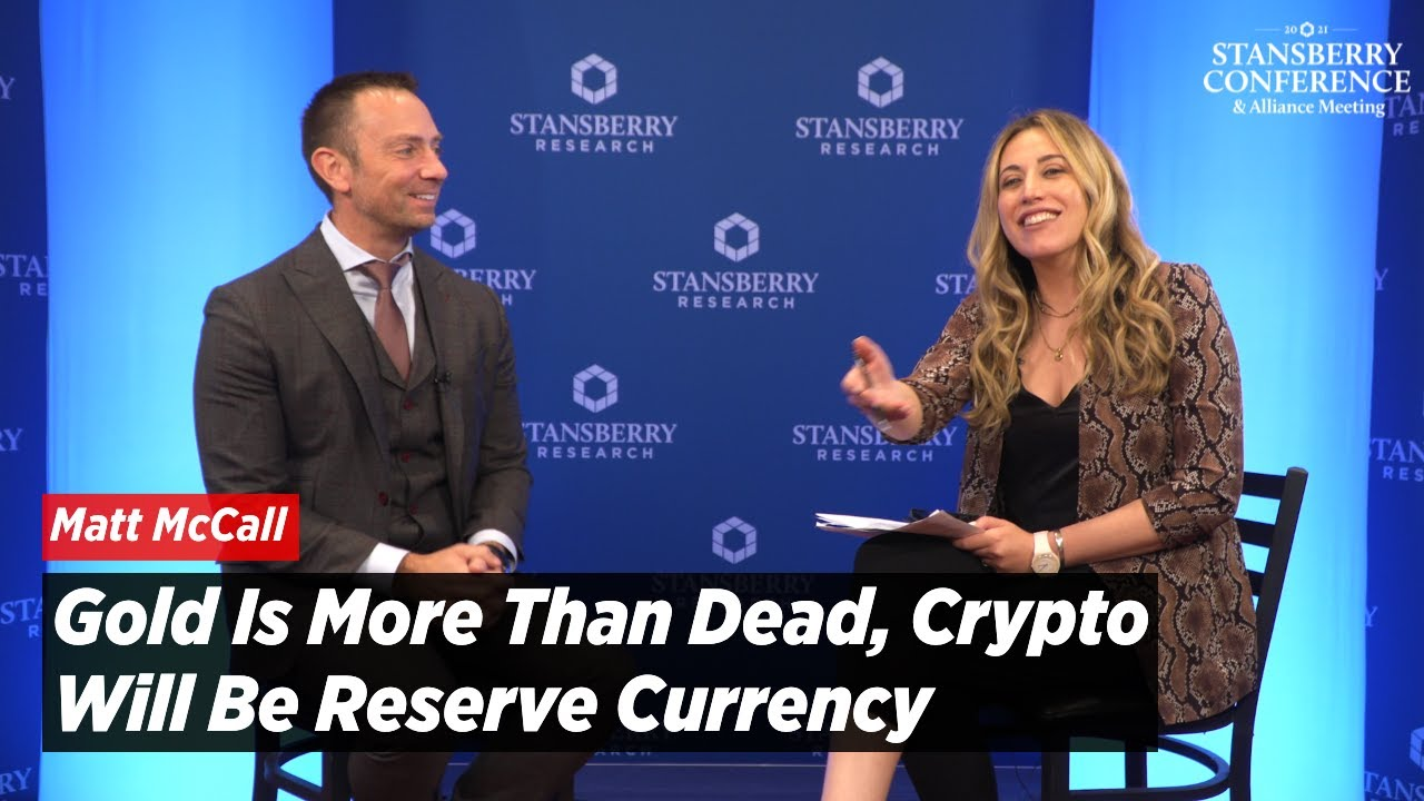 Download Gold Is More Than Dead, Matt McCall Doubles Down Says Crypto Will Be Reserve Currency