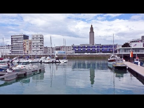 Le Havre, France - Ville, city tour, guide, visit , travel, tourism, guía, turismo, visitar, ciudad