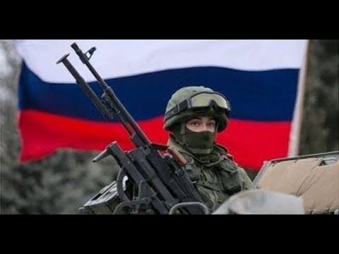 Russian soldiers in Ukraine is WAR.