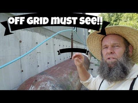 AMISH air POWER ~ OFF GRID