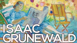 Isaac Grunewald: A collection of 201 works (HD)