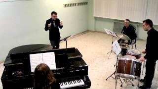 Histoire du Soldat - Igor Stravinskij - Conductor Edoardo Zadini (Italy)