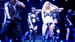 Lady Gaga - Telephone @ LG Arena, Birmingham (Monster Ball)