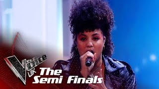Ruti Olajugbagbe Performs 'Waiting For A Star To Fall': The Semifinals | The Voice UK 2018 Video