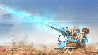 This US Military Laser Weapon Destroyed Drones in Seconds