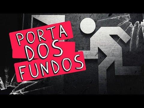 GRINGOS REAGEM PORTA DOS FUNDOS