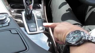 BMW6シリーズグランクーペパーキングアシストbyこもだきよし基本編