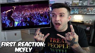 Baixar First Reaction To McFly - Everybody Knows Live