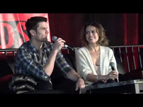 Joy & James Q&A Panel Return to Tree Hill 3