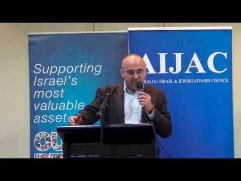 Jonathan Spyer On The Iranian Nuclear Talks
